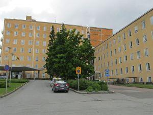 Satakunnan keskussairaala, Pori - eSairaala