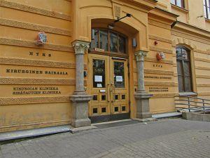 Kirurginen sairaala (HYKS) - eSairaala