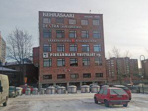 Omapihlaja terveysasema, Kehräsaari - eSairaala