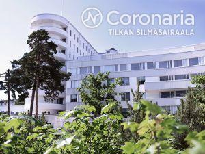 Coronaria Silmäsairaala - eSairaala